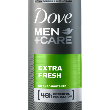Antitranspirante Dove Men+Care Aerosol Extra Fresh 150ml