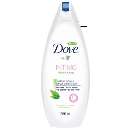 Sabonete Íntimo Dove Fresh Care 250ml