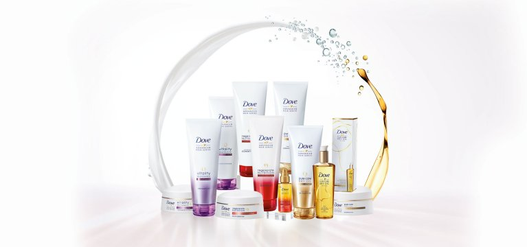 Dove Advanced Hair Series
