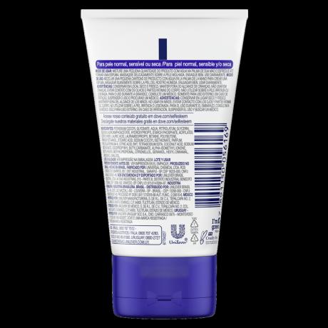 PNG - Dove Espuma de Limpeza Facial Hidratação Essencial 50g