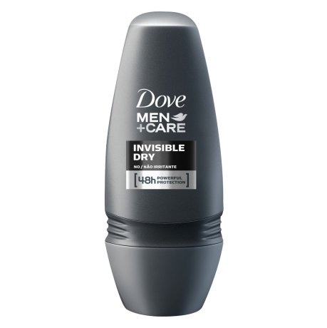 Antitranspirante Dove Men+Care Roll-On Invisible Dry 50ml