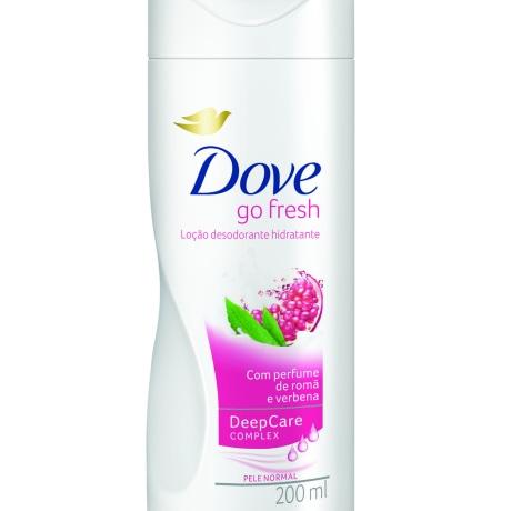 Delicious Care Romã e Verbena Loção Desodorante Hidratante 200ml