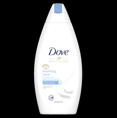 Żel pod prysznic Soothing Care Sensitive Skin