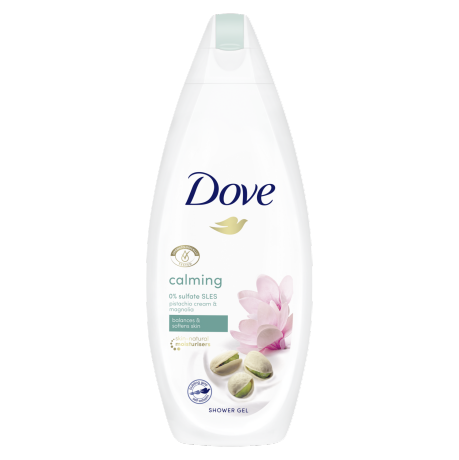 Dove Purely Pampering Pistache & Magnolia Douchecrème 250ml