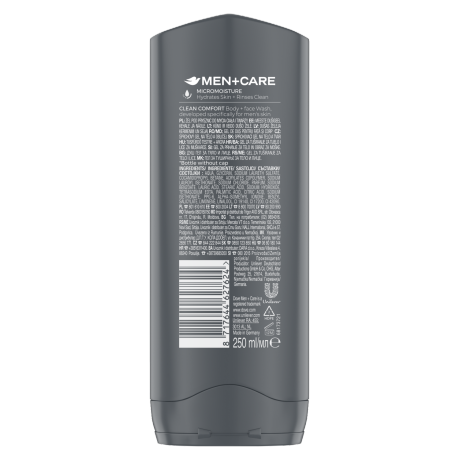PNG - Dove Men+Care_Clean Comfort_250ml