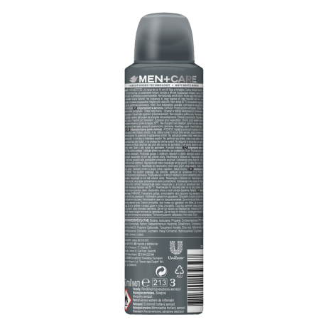 PNG - DOVE MEN+CARE INVISIBLE DRY AEROSOL ANTI-PERSPIRANT