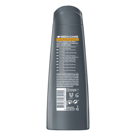 PNG - Dove Men+Care Thickening shampoo BOP 250ml 8712561032155 PL
