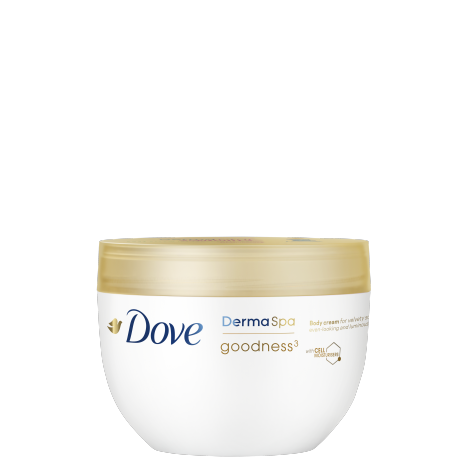 Dove DermaSpa Creme de Corpo Goodness³ 300ml