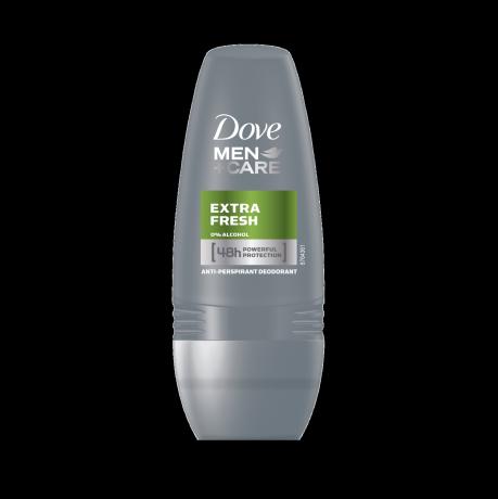 Dove Men+Care Extra Fresh roll-on antiperspirant 50ml