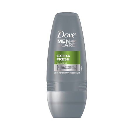 Dove Рол-он дезодорант против изпотяване Men+care Extra Fresh 50ml