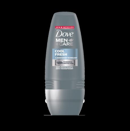 Dove Рол-он дезодорант против изпотяване Men+care Cool Fresh 50ml