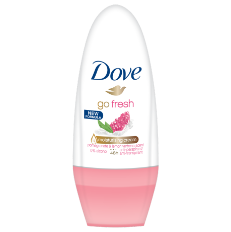 Dove Pomegranate roll-on antiperspirant 50ml