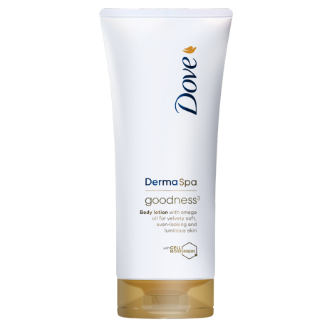 Dove DermaSpa Loção de Corpo Goodness³ 200ml