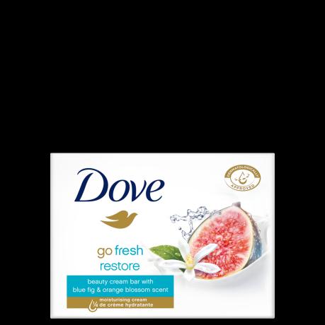 Krémová tableta Dove Go Fresh Modrá figa apomarančový kvet 100g