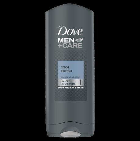 Dove Men+Care żel pod prysznic do mycia twarzy i ciała Cool Fresh 250ml