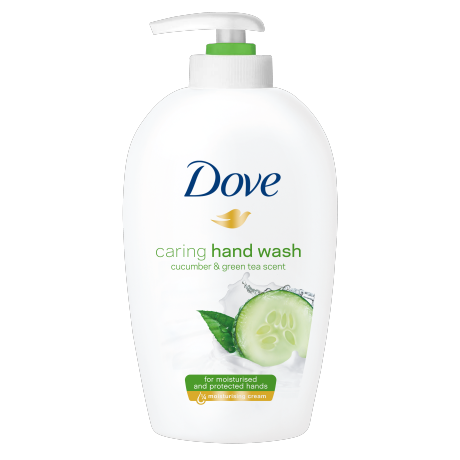 Dove Go Fresh Touch tečni sapun 250ml