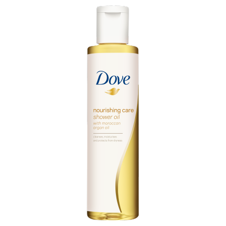Dove подхранващо душ олио Nourishing Oil & Care INFORMATION REQUIRED