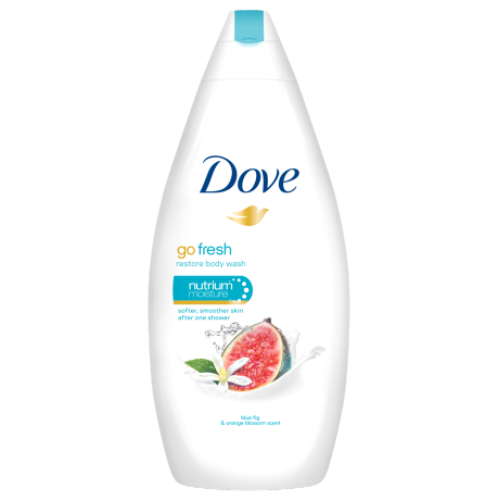 Dove Gel de Duche Go Fresh Restore 750ml