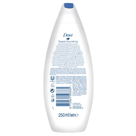 PNG - Dove_Deeply Nourishing shower gel_BOP_250ml_8712561593335_PL