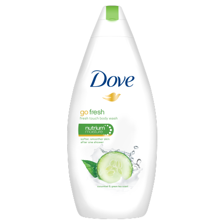 Dove Gel de Duche Go Fresh 750ml