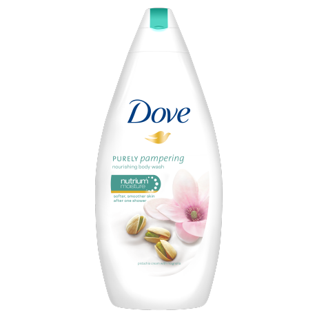 Dove Αφρόλουτρο Purely Pampering Pistachio Magnolia 750ml