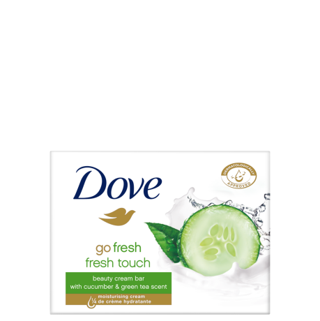 Dove Go Fresh Fresh Touch Cucumber & Green Tea toaletno milo 100g