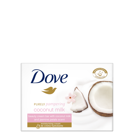 Dove Purely Pampering cream Coconut Milk kruti sapun 100g