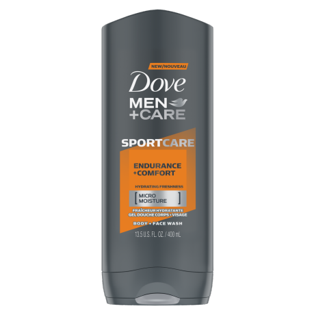 Men+Care SPORTCARE Body Wash Endurance+Comfort 400ml