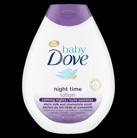 La Lotion Baby Dove Nuits paisibles 384ml