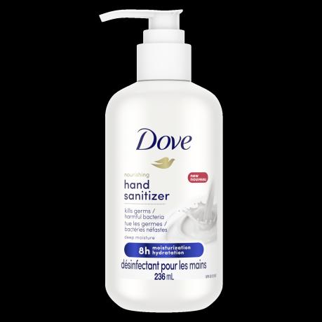 Deep Moisture Hand Sanitizer 236 mL Front