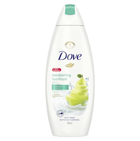 Awakening Body Wash with Pear and Aloe Vera Scent 354ml