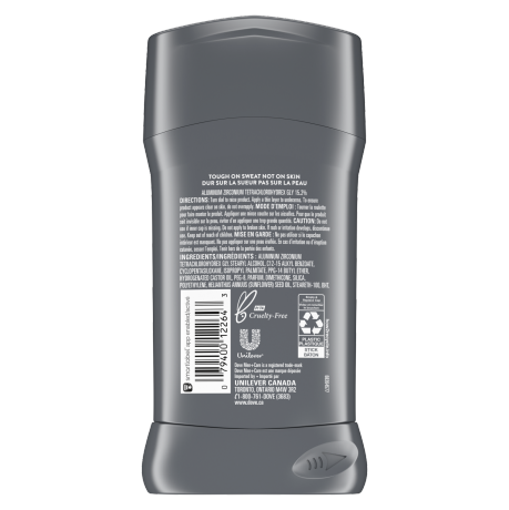 Men+Care Extra Fresh Antiperspirant Stick 76g Back
