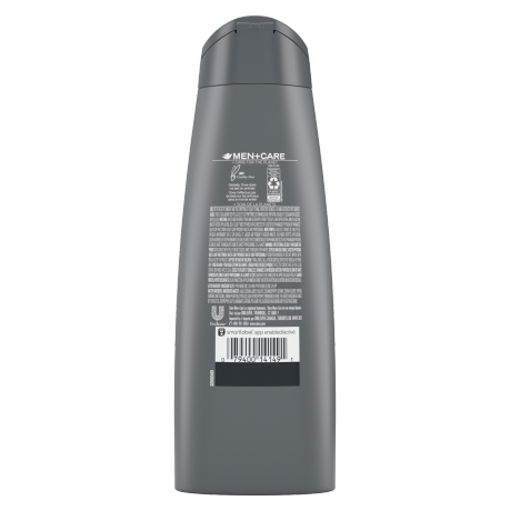 PNG - Dove Men+Care 2in1 Shampoo + Conditioner Anti Dandruff 355 ML