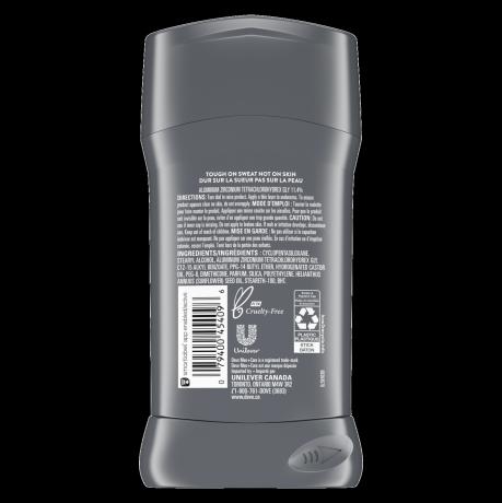 Dove Men+Care Stain Defense Fresh Antiperspirant 76g Back
