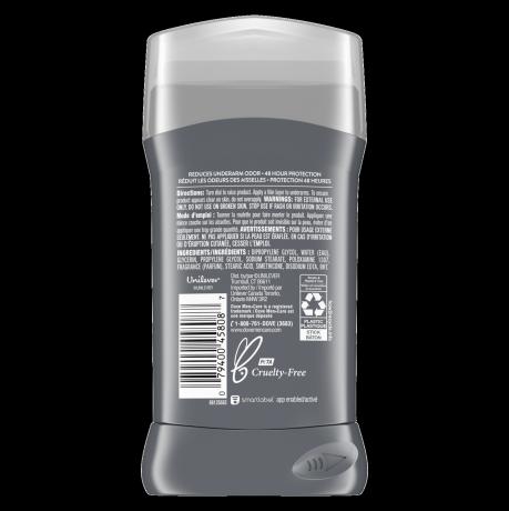 Dove Men+Care Sportcare Deodorant Stick Fresh 85g Back