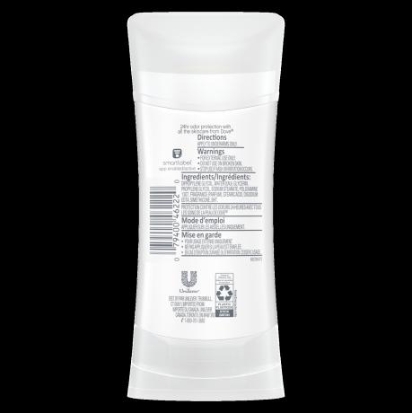 Dove 0% Aluminum Deodorant Pomegranate & Lemon Verbena 74g
