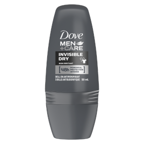 Men + Care Invisible Dry Roll-On Antiperspirant 50mL