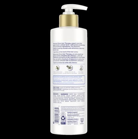 Hair Therapy Hydration Spa Shampoo Back