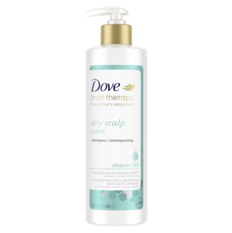 Hair Therapy Dry Scalp Care Shampoo Front