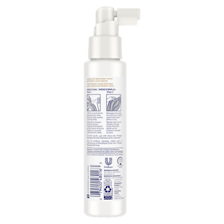 Hair Therapy Breakage Remedy Leave-On Treatment Back