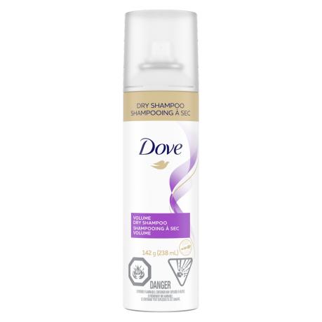 Volume Dry Shampoo Front
