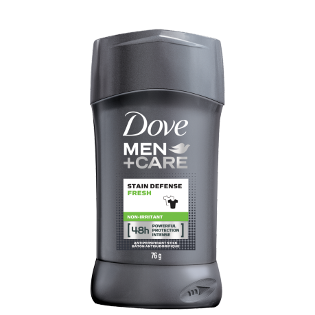 Men+Care Stain Defense Fresh Antiperspirant 76g