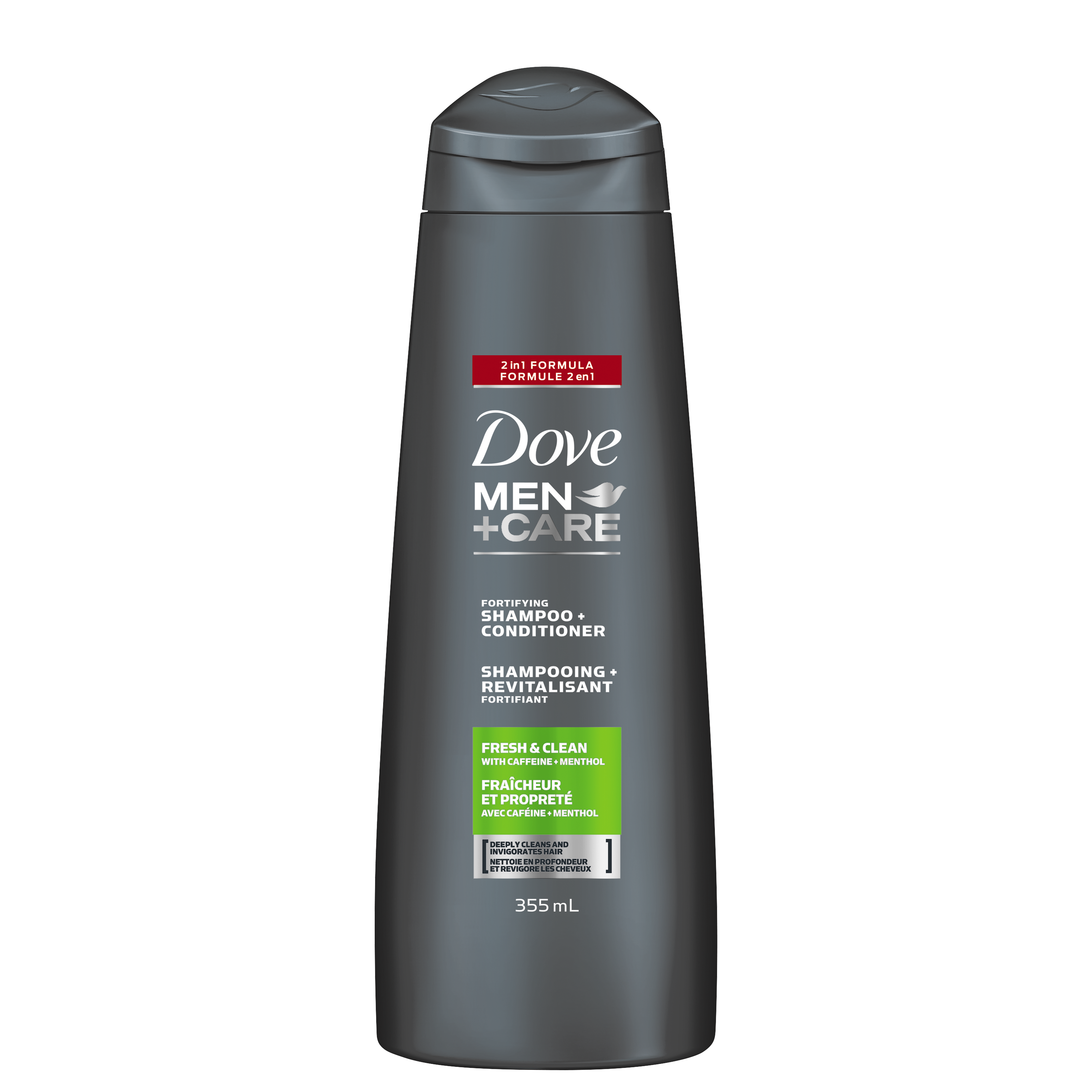 Fresh Clean Fortifying 2 In 1 Shampoo Amp Conditioner Dove