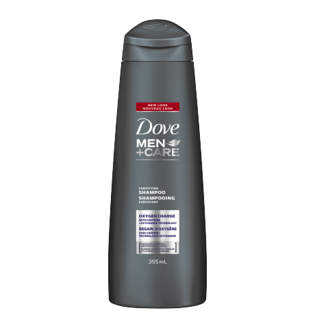 Shampooing Men+care Regain d'oxygène 355 ml