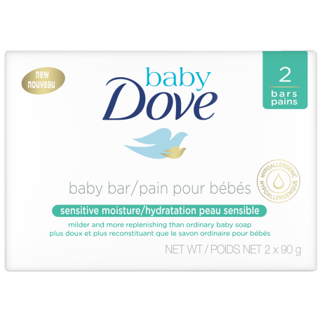 Sensitive Moisture Baby Bar 90g