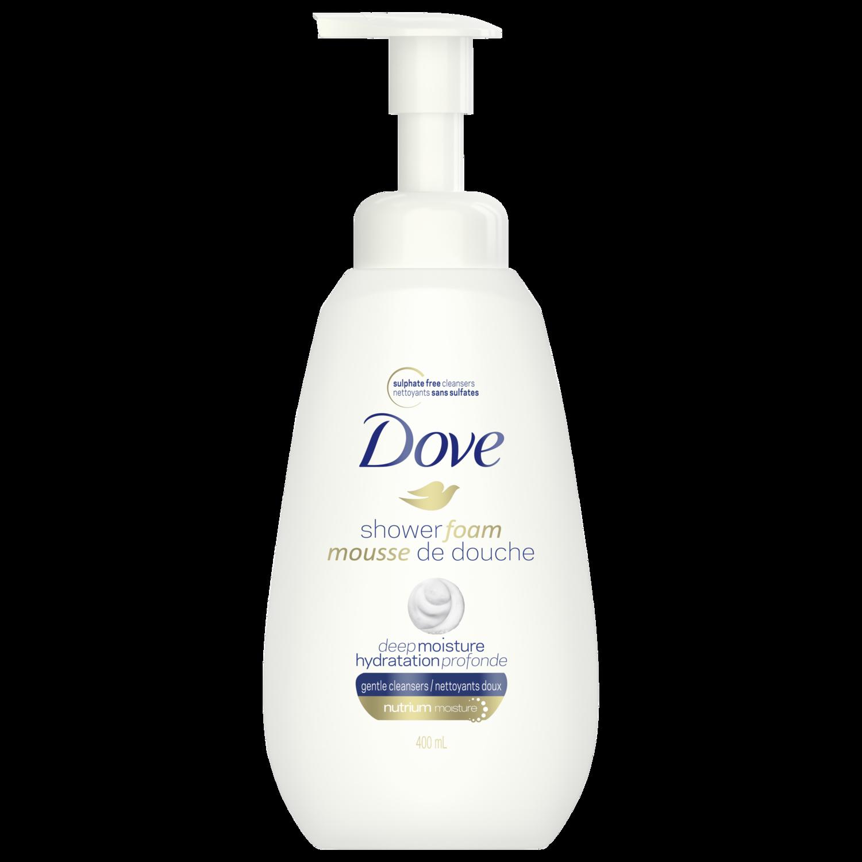 Shower Foam Deep Moisture Foaming Body Wash Dove