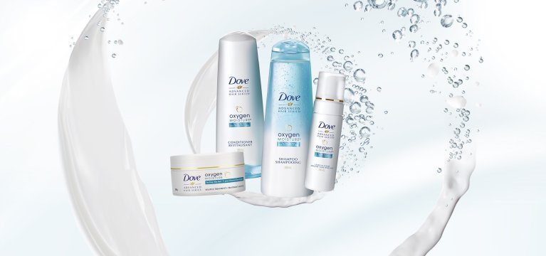 Dove Advanced Hair Series Oxygen Moisture