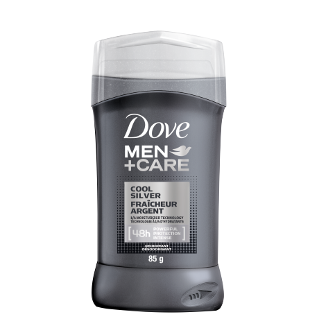 Men+Care Cool Silver Deodorant Stick 85g