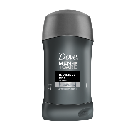 Dove Men+Care Antitranspirante Invisible Dry Barra 50g