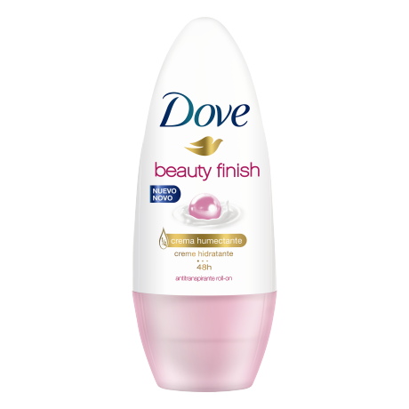 Dove Antitranspirante Beauty Finish Roll On 50ml